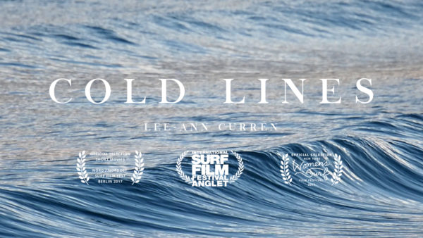 Cold Lines - Affiche
